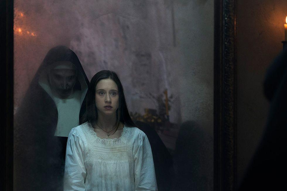 หนังเรื่อง The Nun